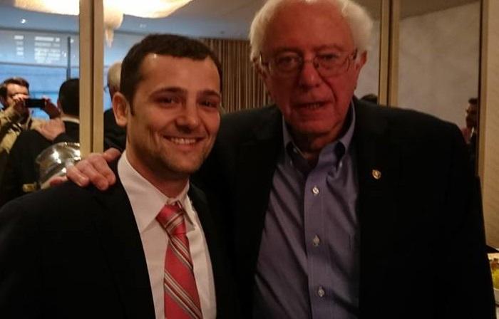 Bernie Sanders Senate Fundraiser